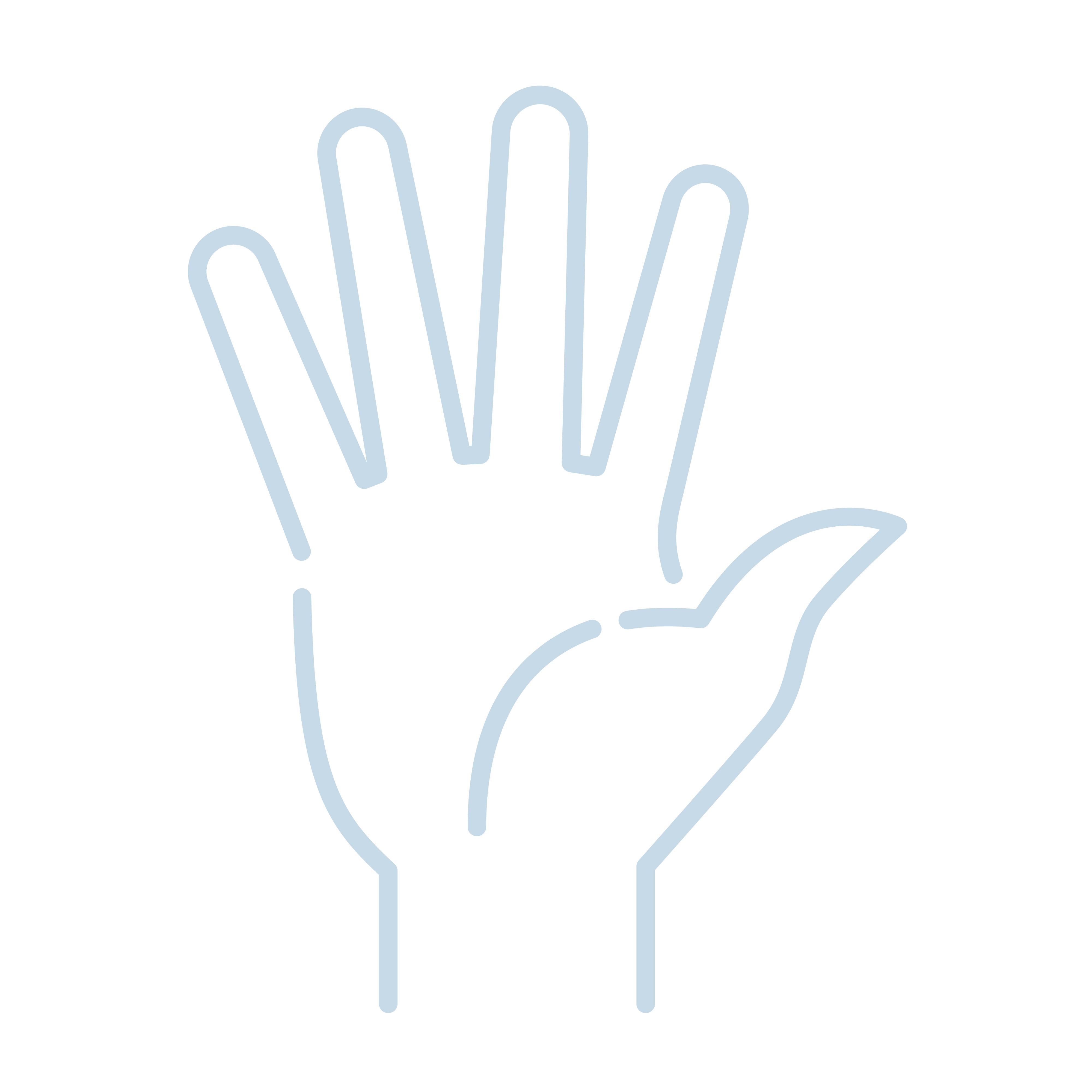 OSU Hand Icon