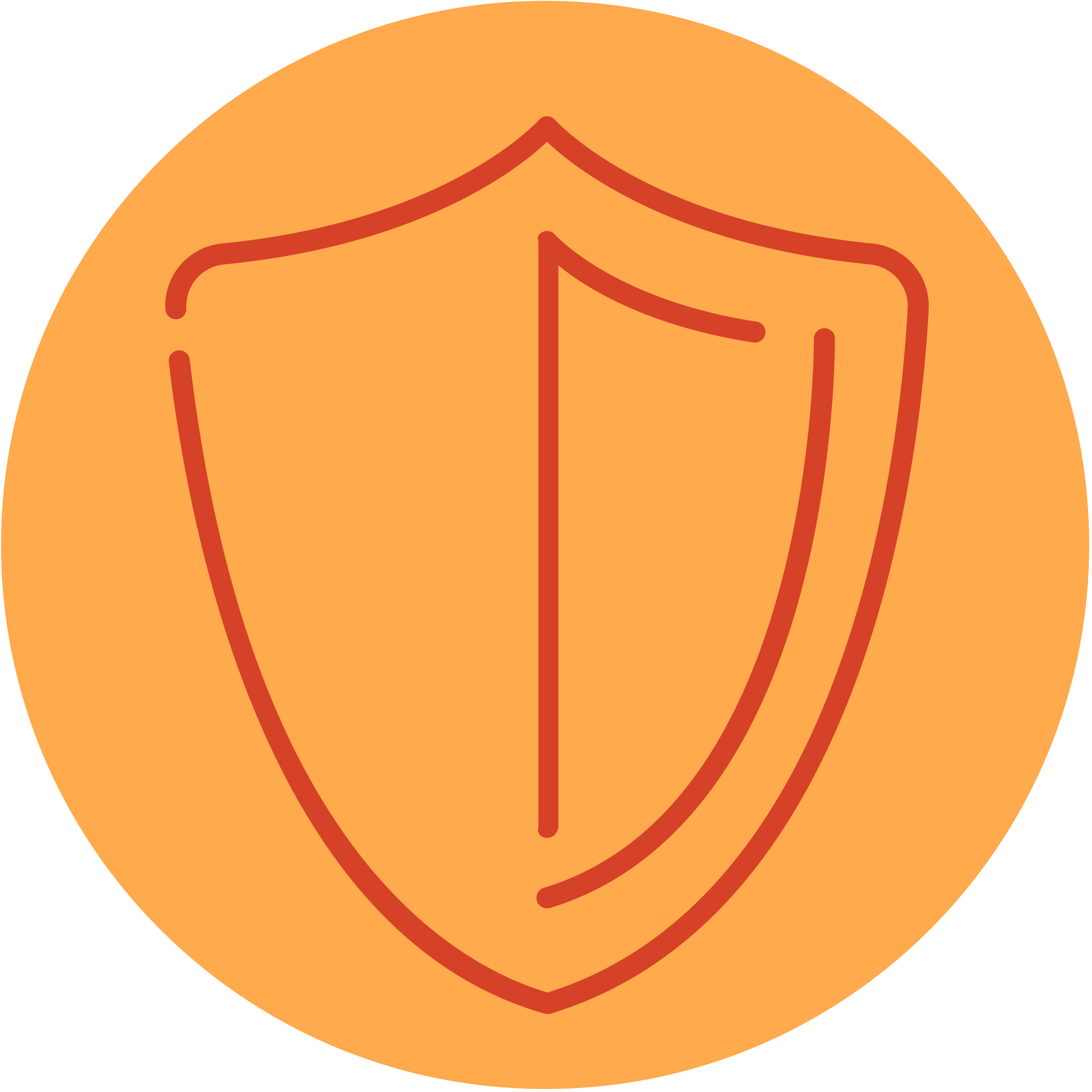 OSU icon security shield